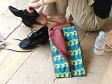 【ネコポスで送料無料】【 spia スピーア シリーズ001 】 シューズケース シューズバッグ