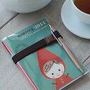 【メール便で送料無料】2011 雑貨で大人気 shinzi katoh の可愛いA6サイズのスケジュール帳 ・...