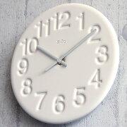 ポイント 掛け時計 レムノス ナチュラル おしゃれ