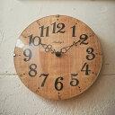 【ポイント10倍】電波時計 【送料無料】【INTERFORM インターフォルム】LETRA レトラ CL-6867 掛時計 掛け時計 電波時計 木目 壁掛け 壁掛け時計 時計 おしゃれ 人気 デザイン インテリア レトロ ナチュラル クロック