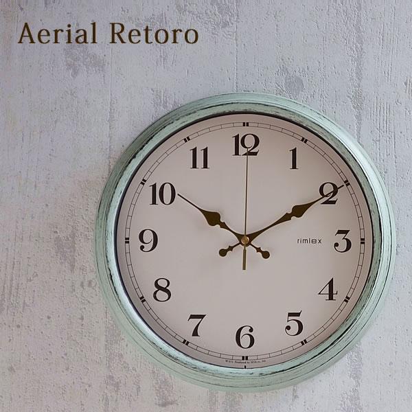 掛け時計エアリアルレトロのページへ