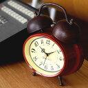 【ポイント10倍】置き時計 【送料無料】【INTERFORM インターフォルム】 Trots トロッツ CL-6871   置時計 目覚まし時計 時計 クロック アラームクロック テーブルクロック ベル スヌーズ機能 おしゃれ 人気
