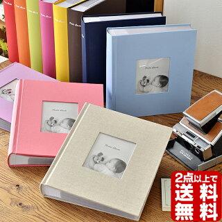 アルバムコルソグラフィアフォトフレームアルバムMサイズフォトアルバム手作り写真ポケット大容量