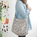 トートバッグ 【ネコポスで送料無料】【HIRAMEKI ヒラメキ】 トートL ART CLOTHシリーズ トート バッグ 鞄 マザーズバッグ 旅行カバン ショルダー付き 2ウェイショルダー レディース オシャレ プレゼント 大きめ