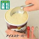 アイスクリームスプーン 【ネコポスで送料無料】アイススクーパー アイス スプーン