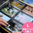 アルバム 粘着台紙 リフィル【粘着L】 PDフォトアルバム DELFONICS デルフォニクス