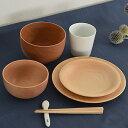 食器 子供のための食器 Laluz ラルース 木製 食器 子供用 お食い初め 出産祝い 誕生日 シンプル おしゃれ かわいい 上質 北欧