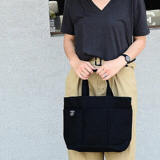 インナーキャリングバッグMトートバッグマザーズバッグブラックホワイト全6色デルフォニックスDELFONICSキャンバスレディース大きめファスナー付き布ショルダー