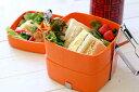 可愛いメラミン素材のランチボックス♪ピクニックボックス 3段  ランチボックス/お弁当箱