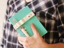 【メール便対応可】上質の革と織りゴムのレザーバンド型ペンホルダー。A6サイズの手帳やノート...