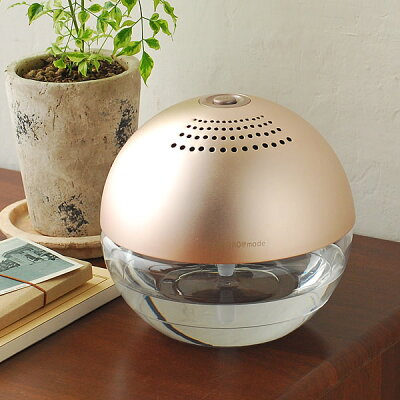 【送料無料】空気の除菌と消臭に。優しい香りを放つアロマ機能付き空気洗浄機です。お部屋やペ...