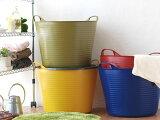 タブトラッグス TUBTRUGS L-size ランドリーバスケット ・ごみ箱・ゴミ箱・洗濯かご・洗濯カゴ