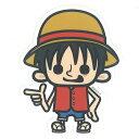 【メール便可】ワンピース ステッカー★全3種類(ルフィ/チョッパー/エース)★