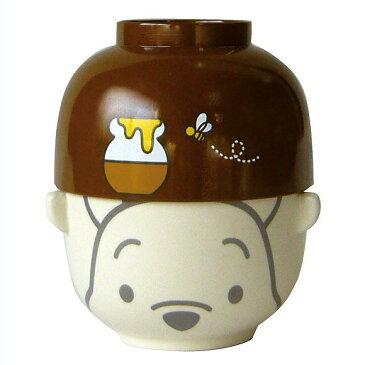 【2個以上で送料無料】ディズニー 茶碗 お椀 お茶わん プーさん 汁椀・茶碗セット 大(くまのプーさんハニーポット) 【F】