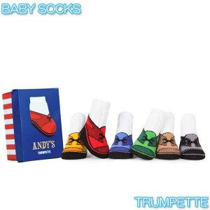 e4ffb12ef8e6e アンディ BABY SOCKS 6PAIRS ANDY S ベビーソックス ベビー靴下 出産祝い 出産内祝い 男の子 女の子 スニーカー 靴  ギフト対応ラッピング可能です。