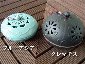 Want to decorate your room mosquito spear! Put mosquito coil can also be interior is! Incense holder with lid