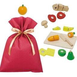 【送料込】ウッデントイ ちいさなコックサン ギフトセット【L】 木のおもちゃ ままごと 女の子 知育 木製玩具 プレゼント 雑貨 ラッピング 誕生日 内祝い 新居祝い 引越祝い 卒業祝い 入学祝い 出産祝い
