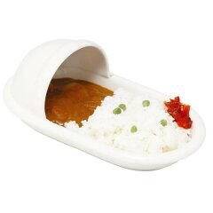 おもしろ雑貨のカレー皿|ユニークな食器|ジョークグッズおもしろ雑貨のカレー皿|ユニークな...