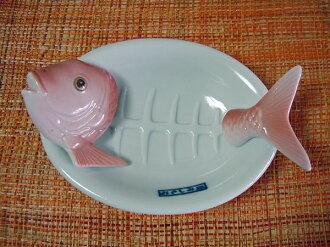 Funny! gadgets small dish-unique gifts-sea bream sashimi plate