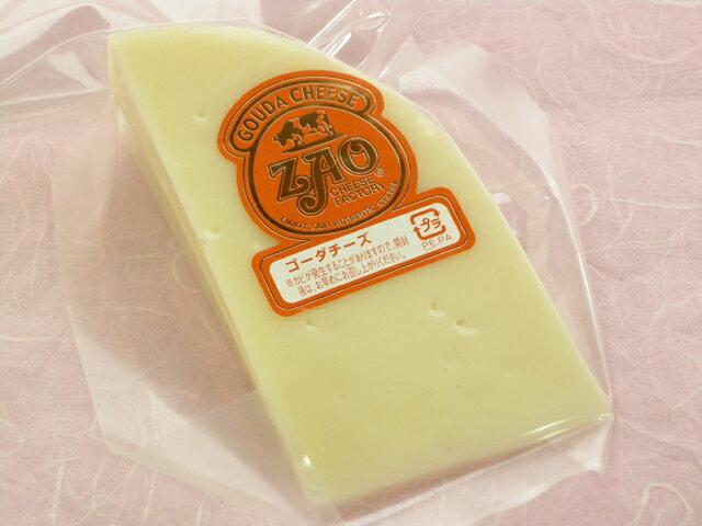 蔵王酪農センター『蔵王 ゴーダチーズ』