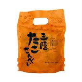 海鮮せんべい塩釜三陸たこせんべい袋