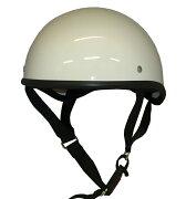 ヘルメットダックテールヘルメット ホワイト