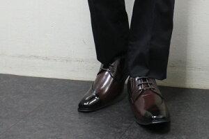 お買い物マラソンSALE[送料無料][AAA+サンエープラス]ビジネスシューズ外羽根片流れNo.2622BLACKBROWNL-BROWN【3色展開】冠婚葬祭ビジネスシューズ黒茶フォーマルスタイリッシュ革靴メンズ紳士靴紐靴【RCP】02P01Oct16