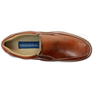 [送料無料][LASSU&FRISSラスアンドフリス]スリッポンコンフォートシューズ542【5色展開】ウォーキングメンズ靴【2足6000円セット対象商品】【父の日】【RCP】532P15May16lucky5days