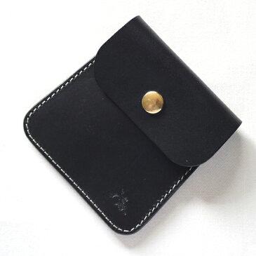 革蛸謹製 台形携帯灰皿 ブラック
