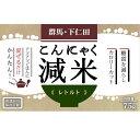 【送料無料】こんにゃく減米[レトルト][60袋](低糖質・糖質オフ・糖質ゼロ) 3