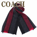 コーチ COACH メンズ マフラー ストール カシミヤ 86547 ブランド 人気