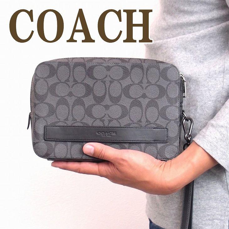b9cc223de083 コーチ バッグ メンズ セカンドバッグ COACH クラッチバッグ 財布 セ.