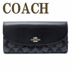 コーチ COACH 財布 レディース 長財布 シグネチャー 54022SVDK6 ブランド 人気