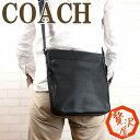 コーチ COACH バッグ メンズ ショルダーバッグ 斜めがけ サフィアーノ 71286SVBK ハンドバッグ 人気 ブランド【RCP】【楽ギフ_包装】【…