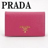 プラダ カードケース PRADA プラダ 名刺入れ VITELLO MOVE レザー 1MC122-2EZZ-F0505 ブランド 人気
