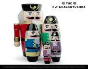 Nutcrackryoshka ナットクラッカーリョーシカ MATRYOSHKA マトリョーシカ