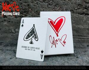 Love Me Playing Card / ラブ ミー プレイング カード Curtis Kulig / カーティス・クーリッグ ...