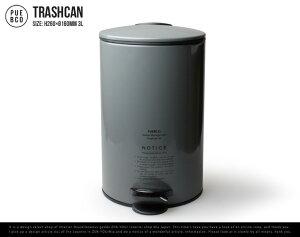 TRASHCAN / トラッシュカン PUEBCO プエブコ ゴミ箱 ごみ ダストボックス 筒…