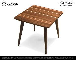 Gemma 80cm Dining Table/ ジェンマ 80 ダイニングテーブル CLAS…