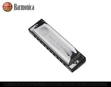 【SP】Harmonica / ハーモニカ house of marbles ハウスオブマーブルス 楽器 10ホールズ テンホールズ 10穴ハープ 音楽【あす楽対応_東海】