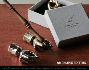 WRITING HAND PEN STAND / ライティング ハンド ペン スタンド ペン …