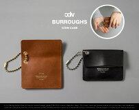 CDWBURROUGHS(COINCASE)/バロウズコインケースCANDYDESIGN&WORKSキャンディデザイン&ワークス本革小銭入れ財布日本製ヴィンテージDETAIL