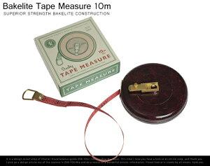 Bakelite Tape Measure 10m / ベークライトテープメジャー/rex i…