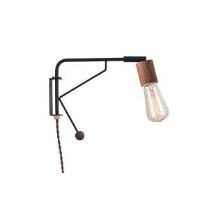 【25cm】BracketLightLANCE/25cmブラケットライトランスAPROZ/アプロス壁掛け照明アンティークエジソン球置型照明ライト間接照明照明ランプAZB-109-BK