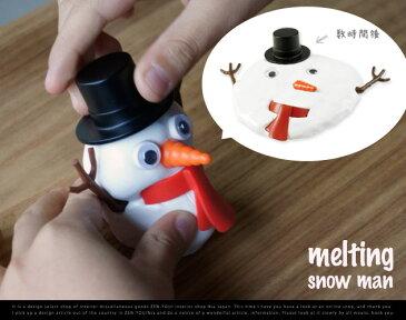 Melting Snow Man / メルティング スノーマン X'MAS クリスマ 雪だるま