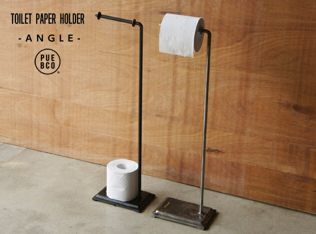 PUEBCO『TOILET PAPER HOLDER(Angle)』