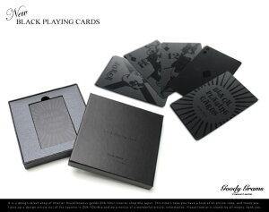 BLACK PLAYING CARDS / ブラックトランプ Goody Grams グッティーグラムス トランプ ブラック B...