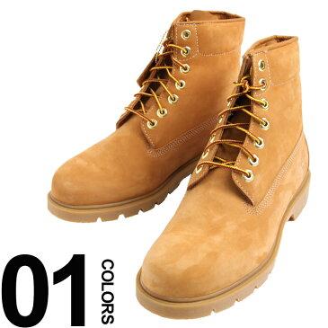 Timberland (ティンバーランド) ハイカット ブーツ 6Inch BASIC BOOT メンズ カジュアル 男性 メンズファッション 靴 シューズ 【10066】