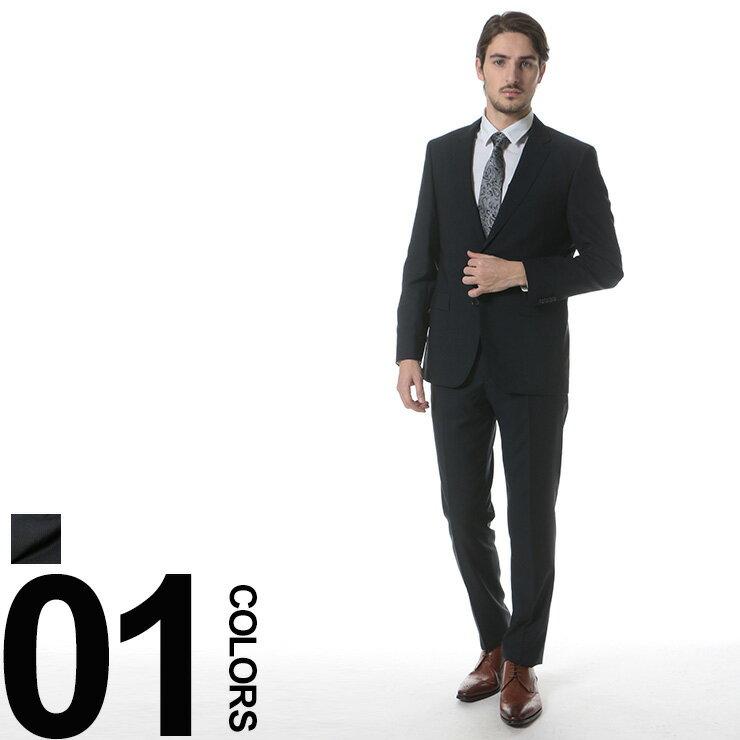 ヒューゴボス HUGO BOSS ウール シャドーストライプ シングル 2ツ釦 ノータック スーツ ブランド メンズ 男性 紳士 ビジネス ウール 毛 ストライプ シングルスーツ HBJS10194580 【zenonline】:ゼンオンライン