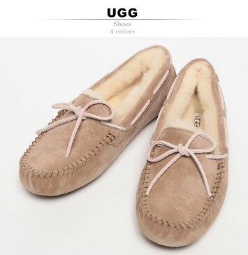 UGG アグ レザー モカシン スリッポン DAKOTA ブランド レディース 女性 ファッション 靴 シューズ シンプル きれいめ 【UGGL5612AW7】 【dl】brand